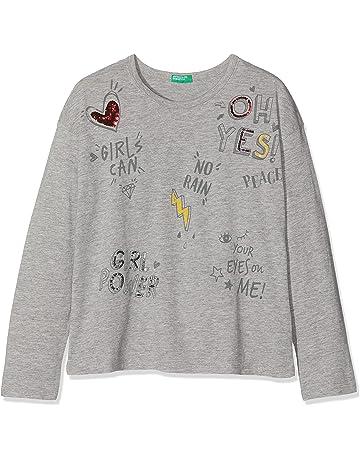Negro 6 a/ños Noir 02 Talla del Fabricante: 6A DIM Guimpe Pocket Basic Camiseta sin Mangas para Ni/ñas