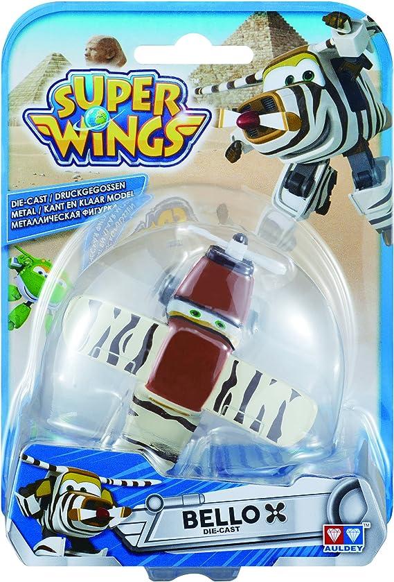 Super Wings V/éhicules moul/és sous Pression S/érie 1