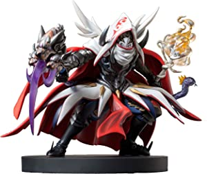 Animewild Puzzle & Dragons Ultimate Modeling Collection Underworld God Ark Hades PVC Figure