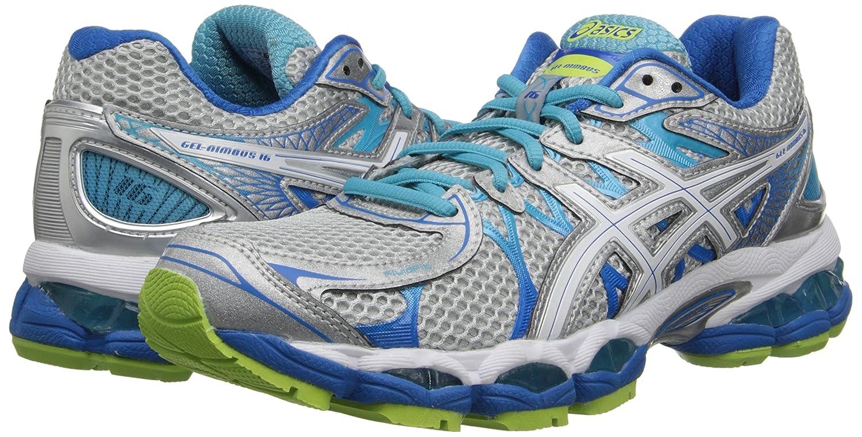 Asics Frauen Gel Nimbus 16 Schuhe, EUR: 39.5, LIGHTNING