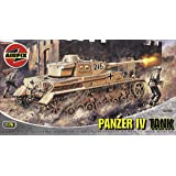 Airfix A02308 Panzer IV Tank 1:76 Scale Series 2 Plastic Model Kit