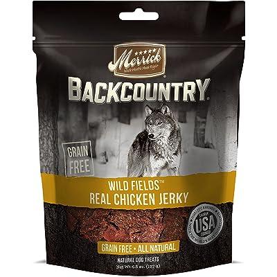 Merrick Backcountry All Natural Dog Treats