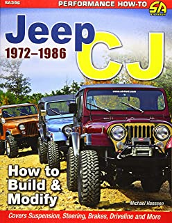 Jeep Cj Rebuilder's Manual, 1972-1986: Mechanical Restoration, Unit Jeep Cj Wiring Diagram Book on