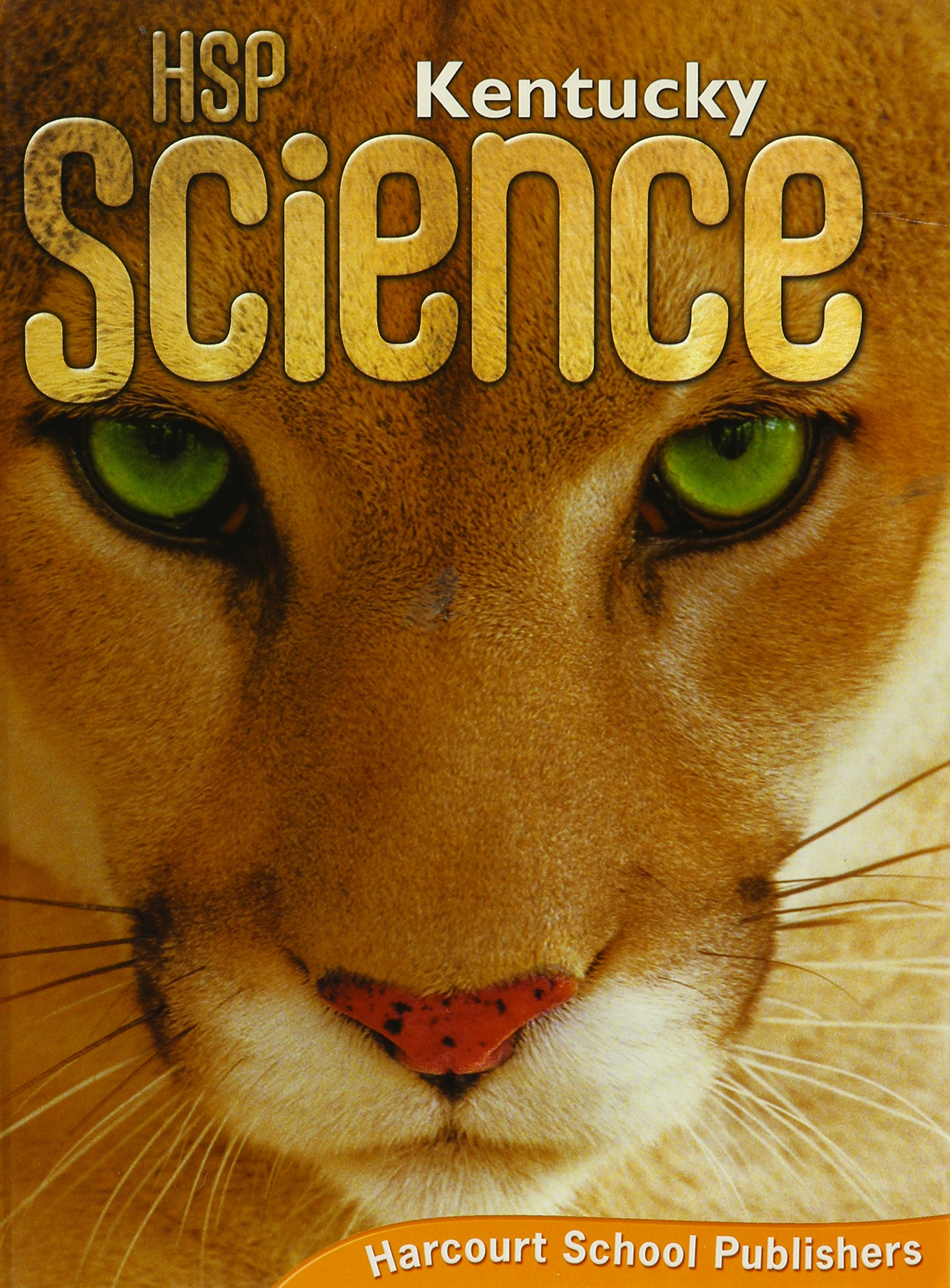 Download Harcourt School Publishers Science Kentucky: Student Edition Grade 5 2009 PDF