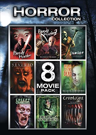 Horror Collection 1: 8 Movie Pack DVD Region 1 US Import