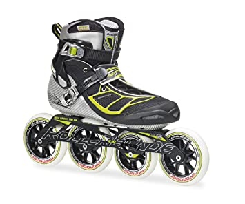Inlineskate Multisport Socke Schwarz Silber Unisex Skate Rollerblade Performance