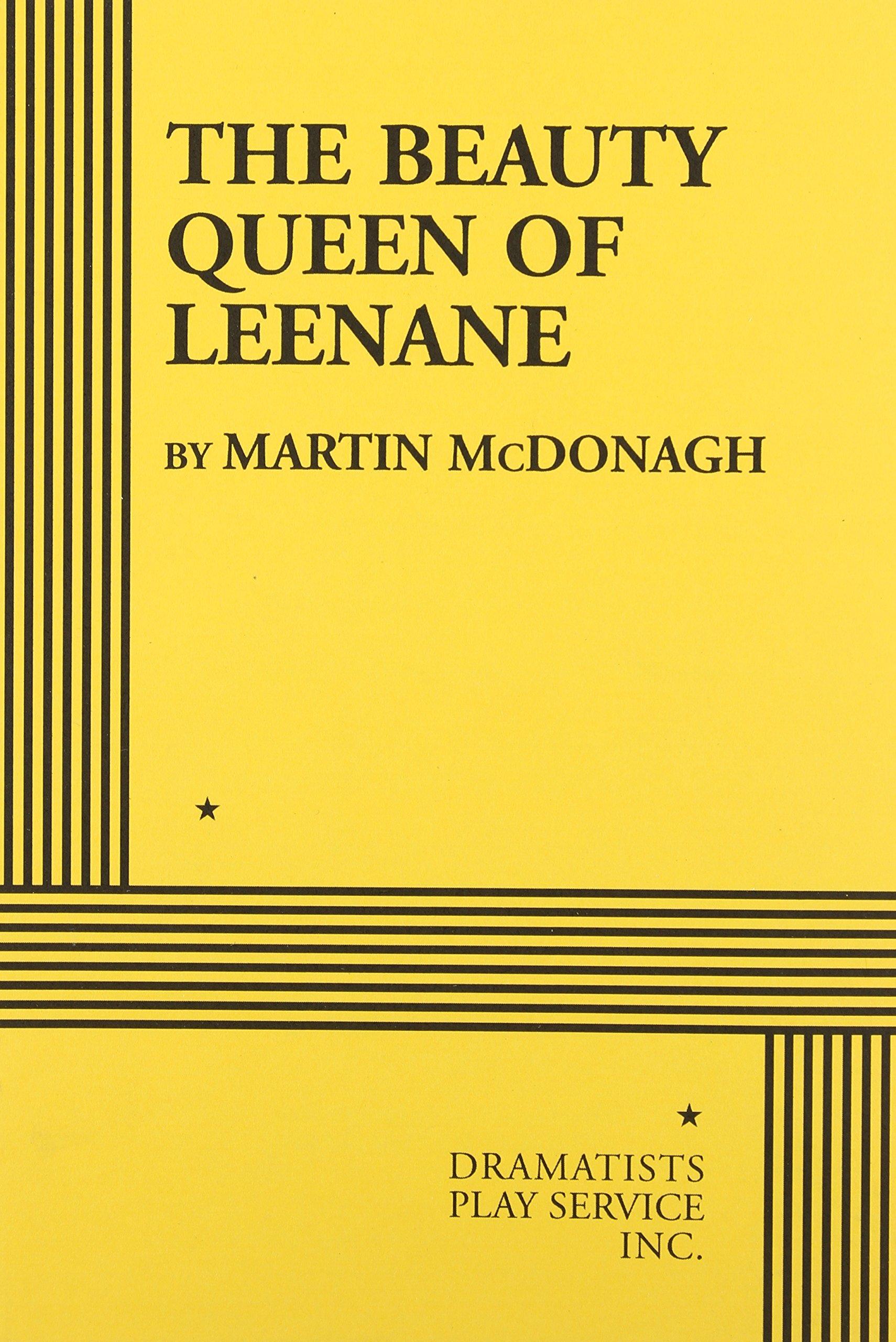 BEAUTY QUEEN OF LEENANE SCRIPT PDF