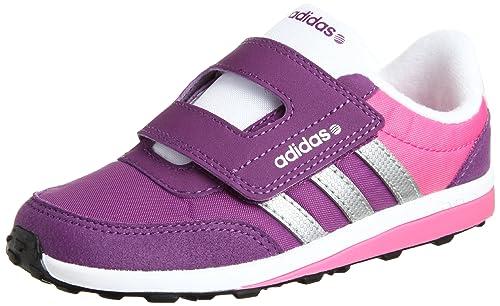 zapatillas adidas moradas niña