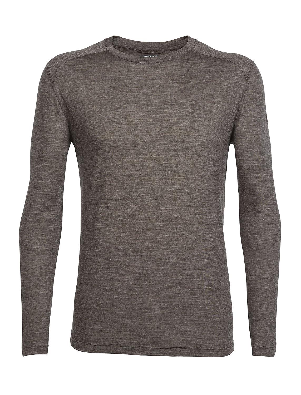 Icebreaker Herren  Herren Sphere Ls Crewe T-Shirt