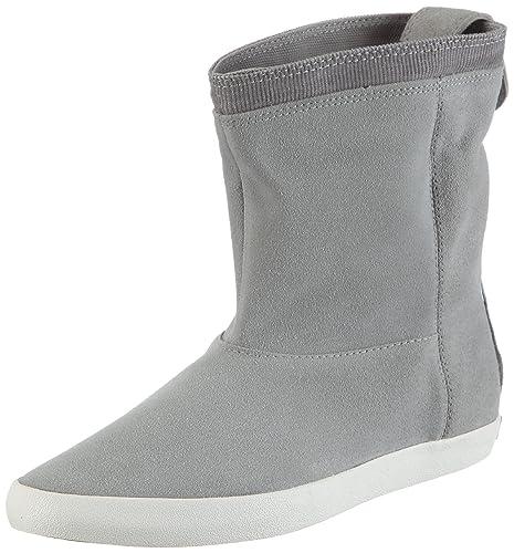 100% authentic d2329 386ce adidas Originals ADRIA SUP HI SLEEK G51387 - Botas de ante para mujer, Gris  (SHIGREWHTVA), 37 Amazon.es Zapatos y complementos