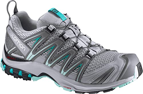 Salomon XA PRO 3D - Zapatillas trail quarry/pearl blue/aruba blue pgsg76