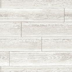 Brewster Home Serene Cream Peel and Stick Wallpaper