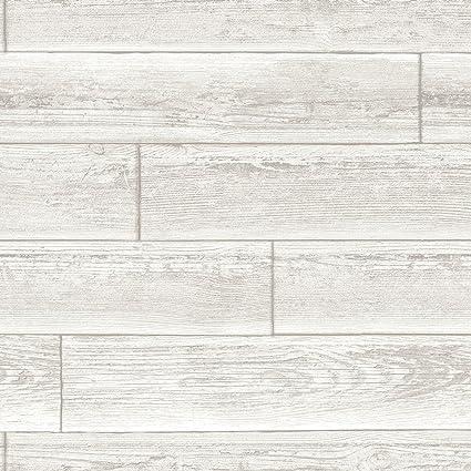 Nuwallpaper Nu1930 Serene Cream Peel And Stick Wallpaper Amazon