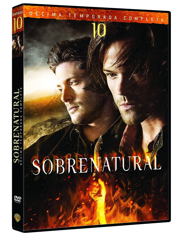 Sobrenatural Temporada 10 [DVD]: Amazon.es: Jared Padalecki ...