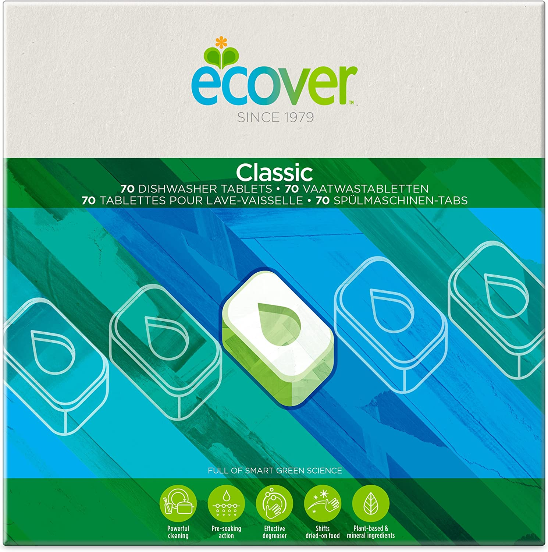 Ecover 3979 - Pastillas para Lavavajillas Ecover, 1.4 kg: Amazon ...