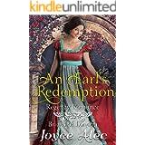 An Earl's Redemption: Regency Romance (Brides of London)