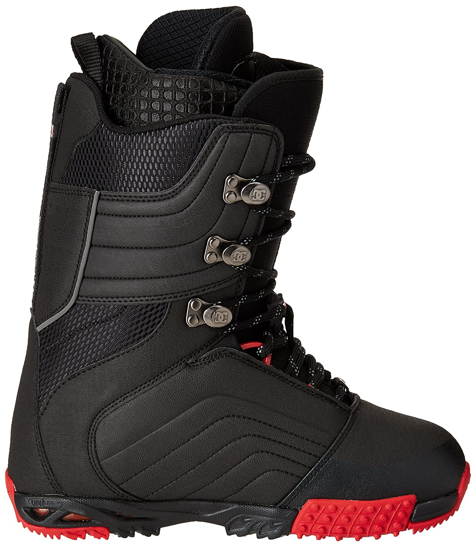 DC Scendent Snowboardschuhe Snowboardschuhe Scendent Männer, EUR  40.5, schwarz rot caaa61