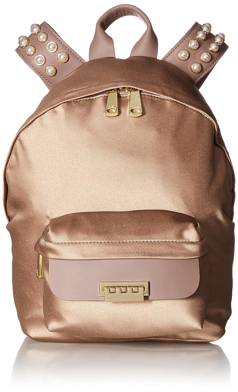 ZAC Zac Posen Eartha Iconic Small Backpack-Satin /& Pearls