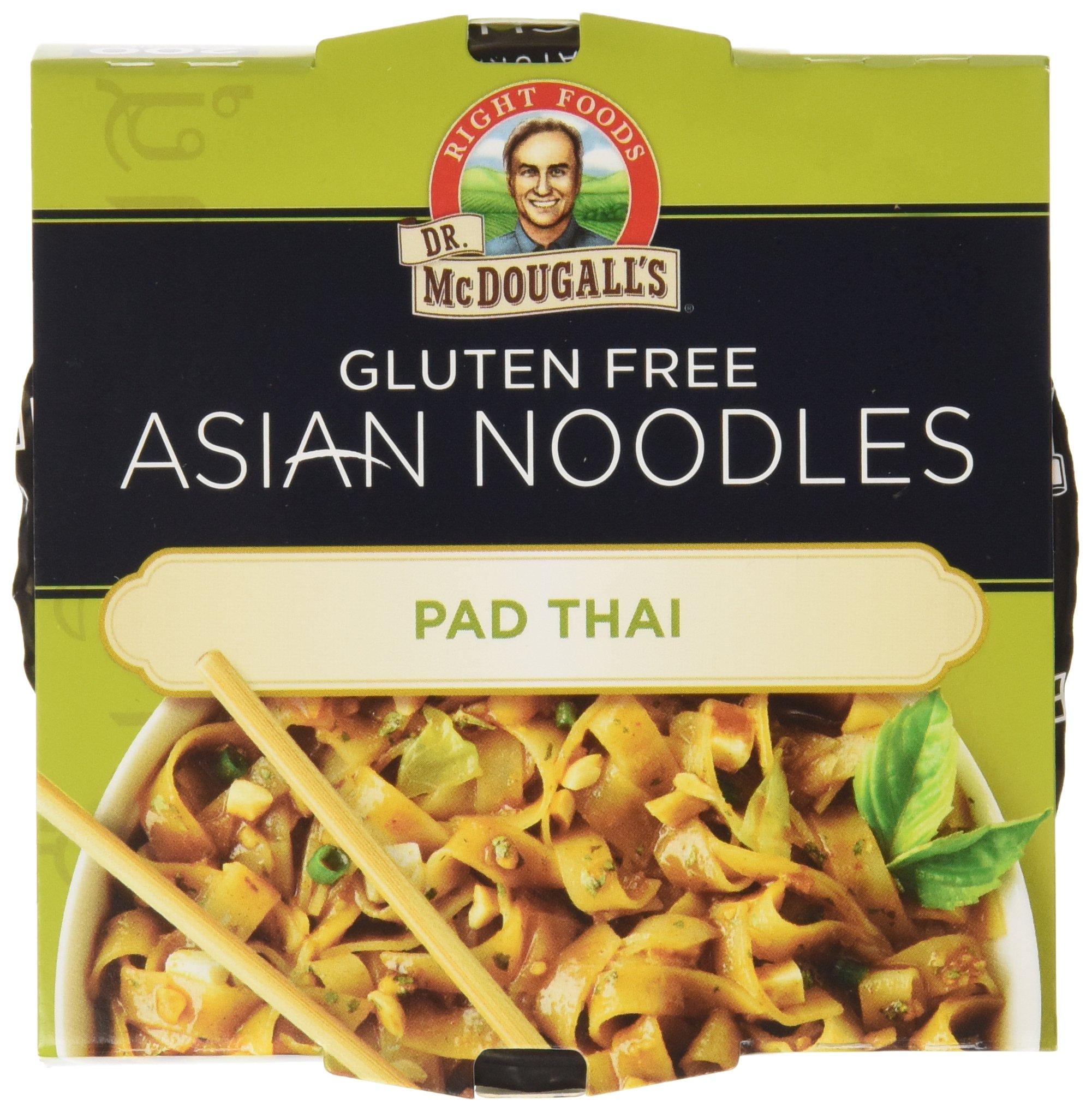 Dr. McDougall's Pad Thai Noodles Gluten Free Soup Cup, 2 oz