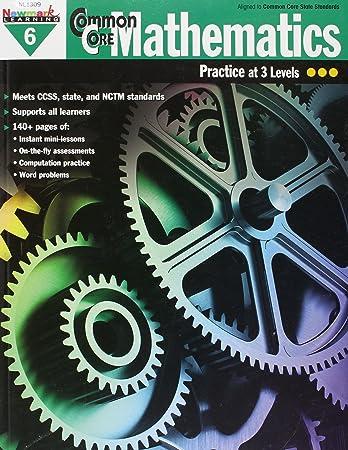 Common Core Mathematics for Grade 6: Multiple Authors ...