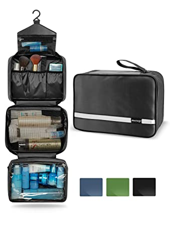 fc0a8046186b Maxchange Travel Toiletry Bag with 6.8L Large Capacity