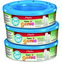 3-Pack Playtex 270 Count Diaper Genie Refills