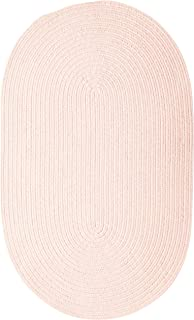 product image for Spring Meadow Rug, 8 by 11-Feet, Blush Pink