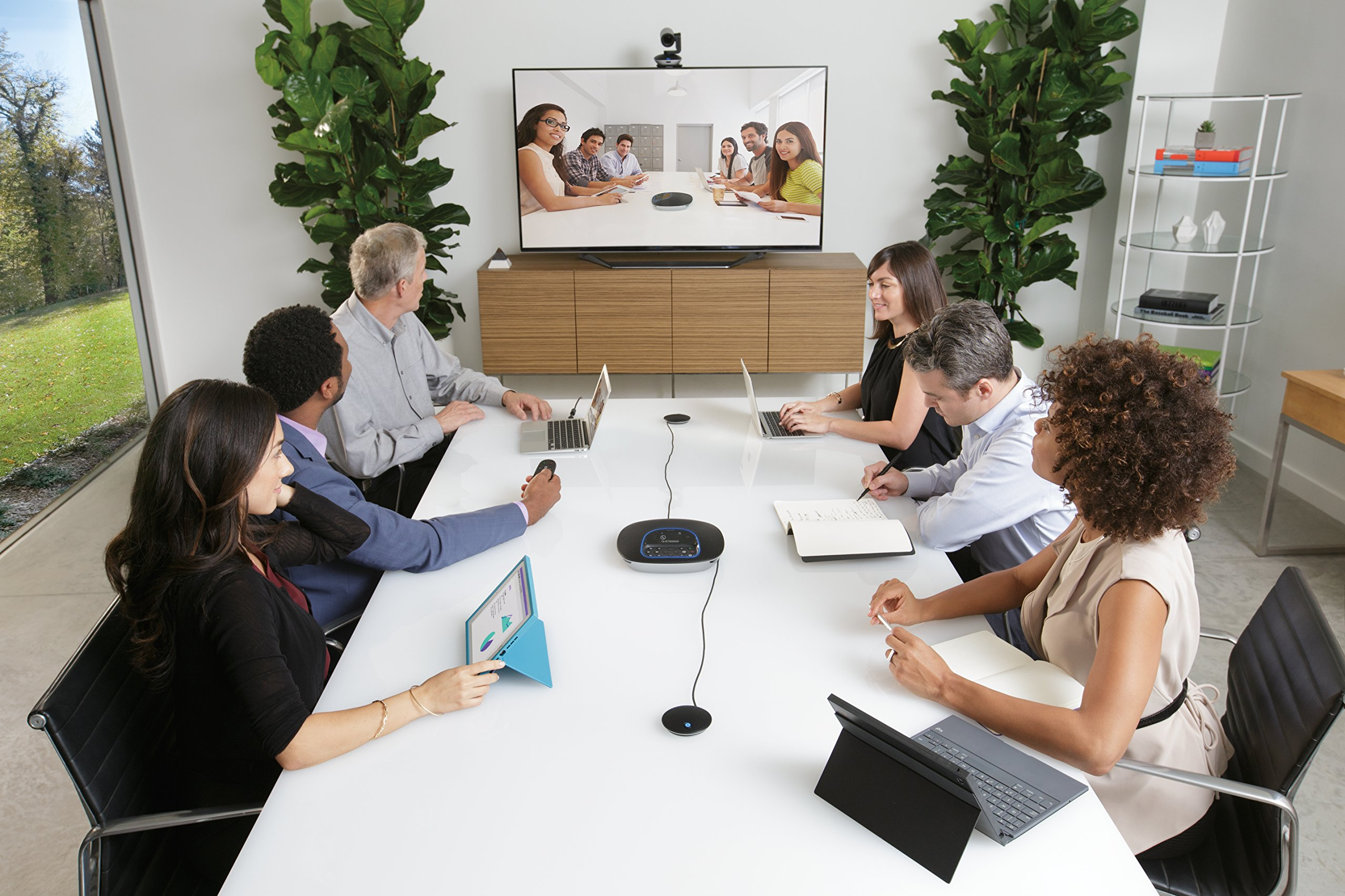 Logitech Group Video Conferencing Bundle with Expansion Mics for Big Meeting Rooms by Logitech (Image #8)