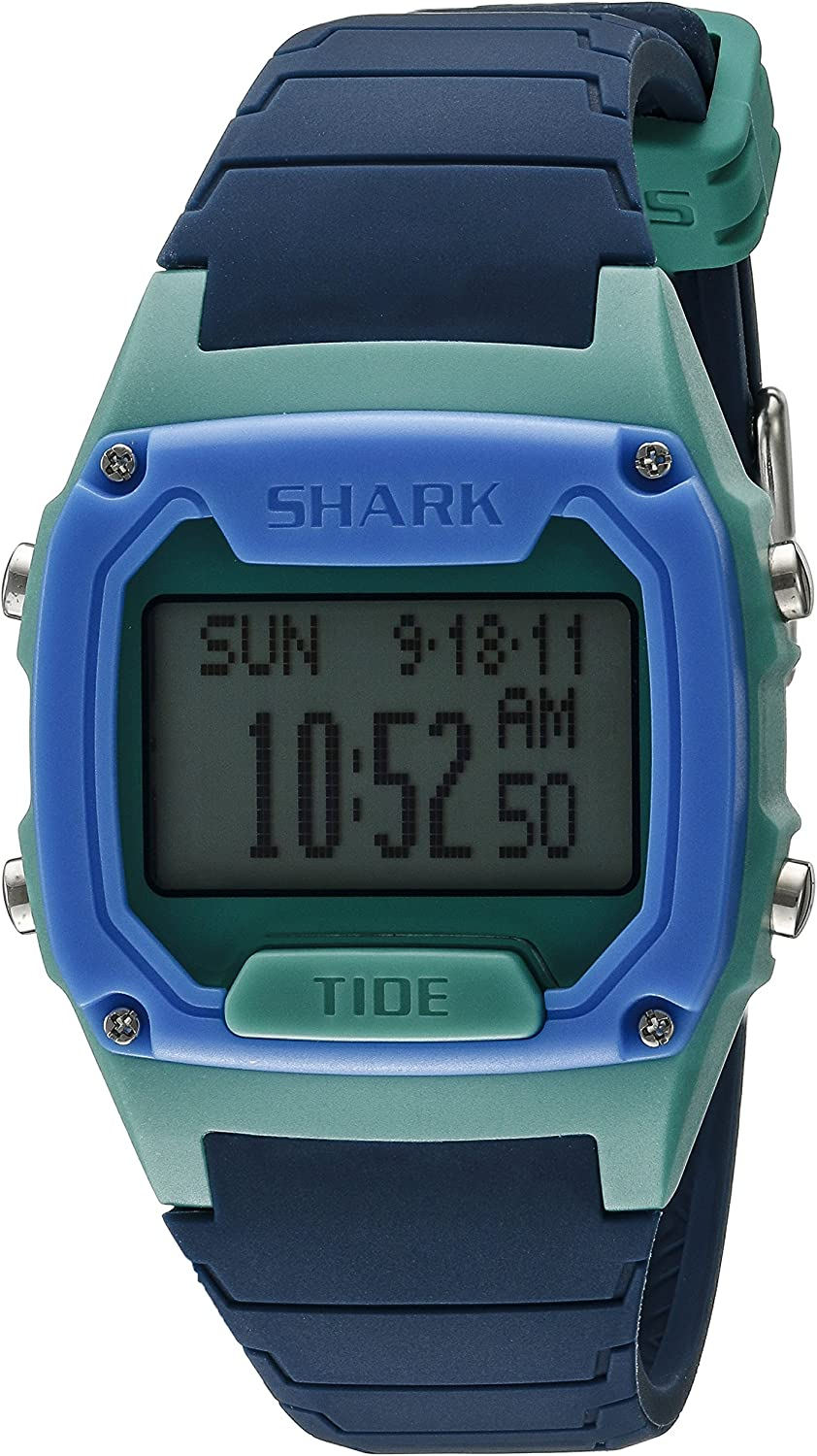 Freestyle Shark Classic Tide Navy/Grn/Blue Unisex Watch 10022917