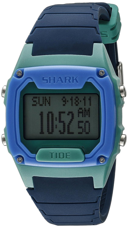 Freestyle Shark Classic Tide Navy/Grn/Blue Unisex Watch 10022917