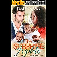 The Surprise Triplets: A BWWM Billionaire Romance