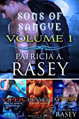 Sons of Sangue Volume 1 Box Set Kindle Edition