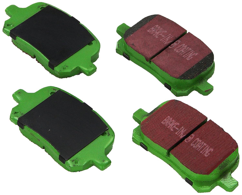 EBC Brakes DP71133 7000 Series Greenstuff SUV Supreme Compound Brake Pad