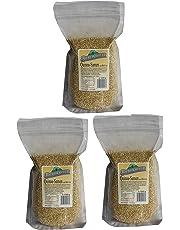 Quinoa Samen, Weiß, aus Bolivien in Deutschland verpackt, Premiumqualität, 3 kg (3 x 1 kg)