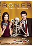 Bones: The Complete Third Season (Totally Decomposed Edition)