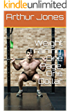 Weight Training: One Page, One Dollar