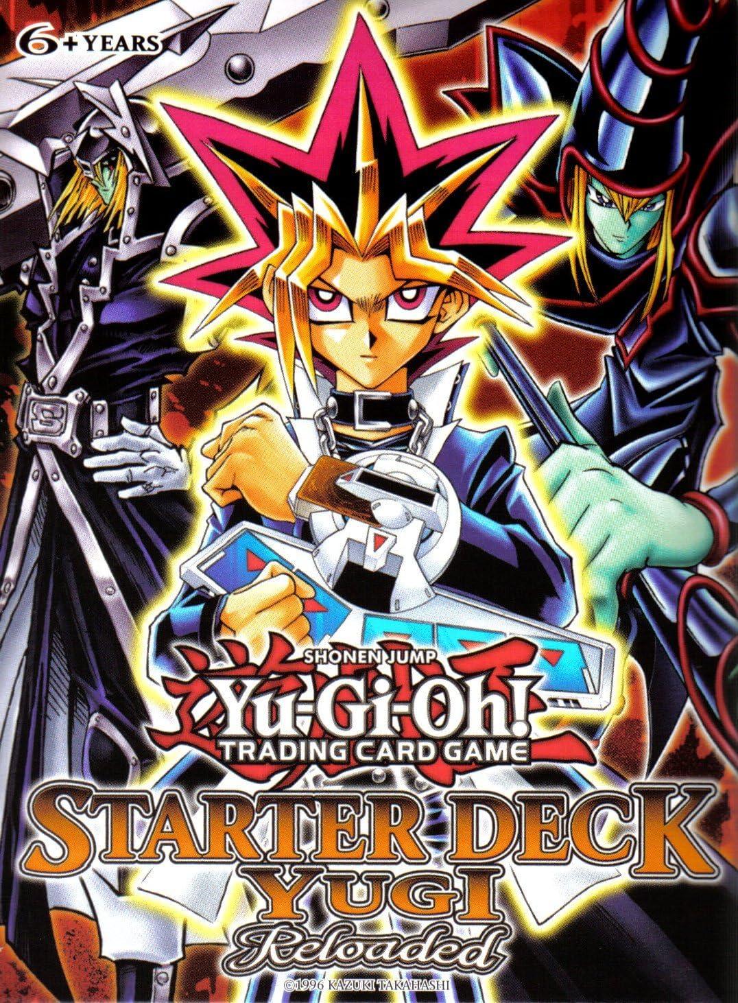 Yu-Gi-Oh! TCG Yugi Reloaded Starter Deck