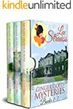 3 Ginger Gold Mysteries: Cozy, historical Ginger Gold Mysteries (English Edition)