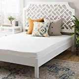 Orthosleep Product 6-inch Short Queen Size Memory Foam Mattress - White