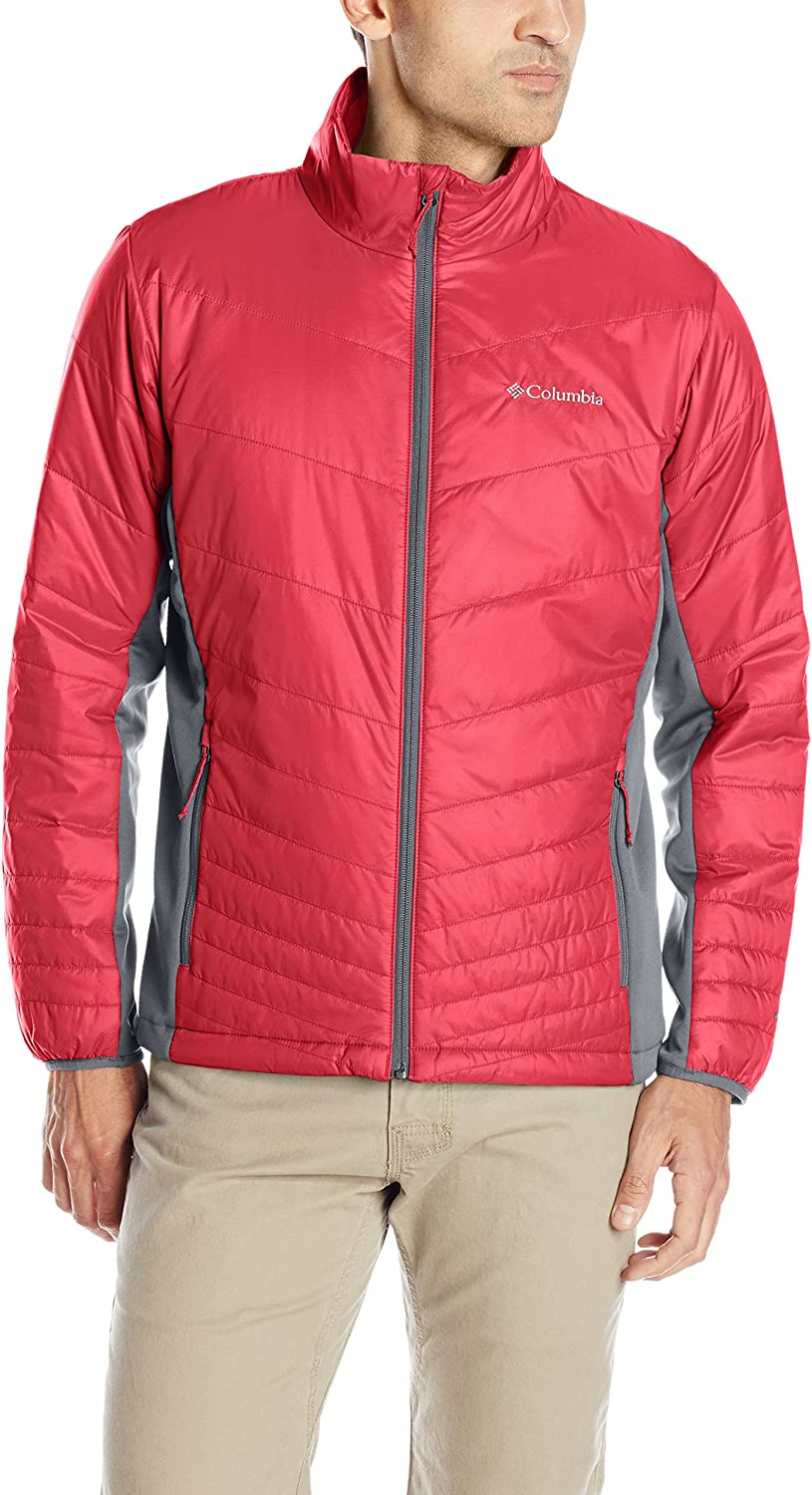 Columbia Sportswear Men's Mighty Light Hybrid Jacket