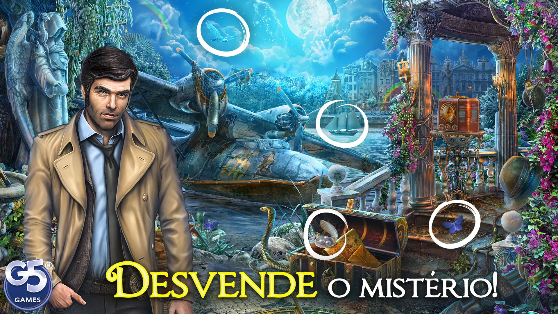 Hidden City: Aventura de Objetos Ocultos: Amazon.com.br