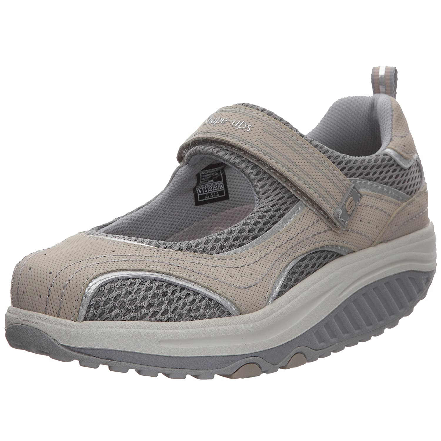Skechers Shape Up Mary Jane Scarpe Casual lXjw17LIc