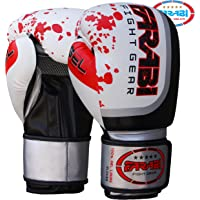 Farabi Boxing Gloves Sparring MMA Punch Bag Gloves