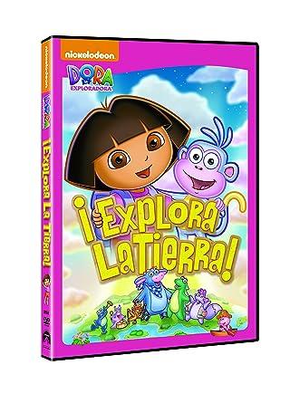 Dora - La Exploradora: ¡Explora La Tierra! [DVD]: Amazon.es: Gary Conrad^Henry Madden: Cine y Series TV