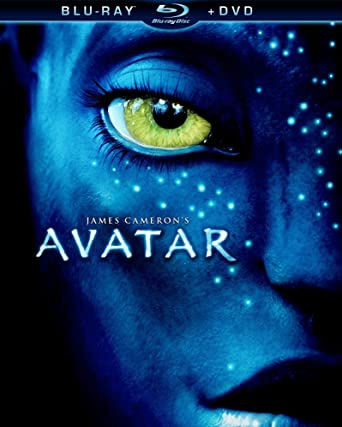 Avatar Two Disc Original Theatrical Edition Blu Ray Dvd Combo