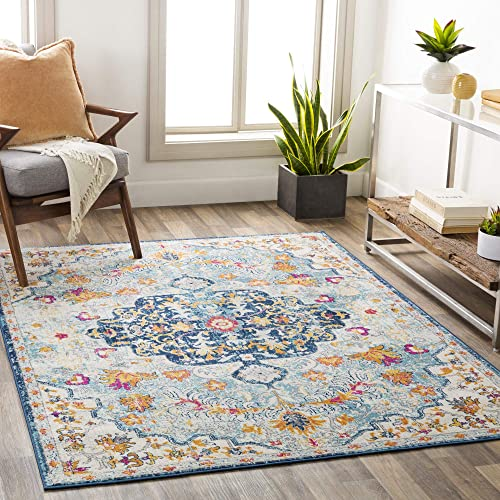 Artistic Weavers Carldale Light Blue Area Rug