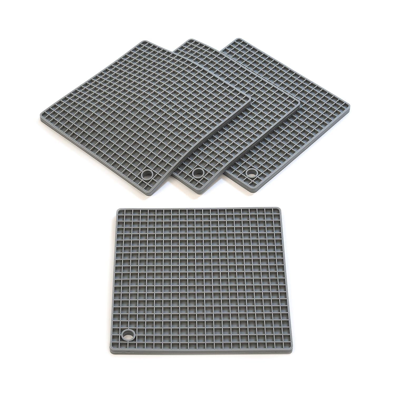 Oxid7 Schüssel-Set Rund | Küchen-Sieb | Rührschüssel | Salatschüssel ...