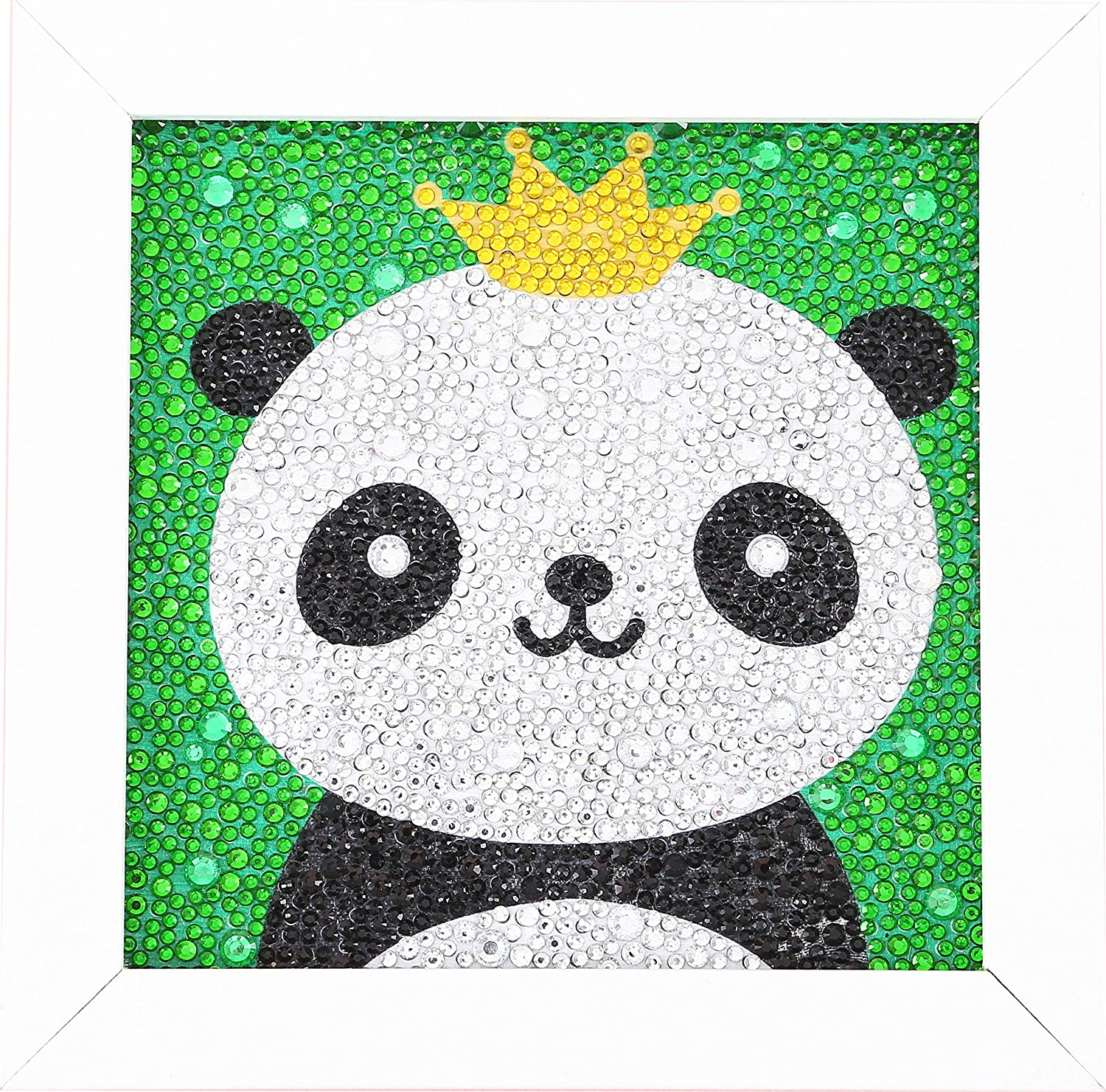 18Pcs 5D DIY Diamond Painting Kits for Kids and Adult Beginners Handmade DIY Diamond Painting Kits Ocean Sea Animal Mosaics Stickers Gift for Kids