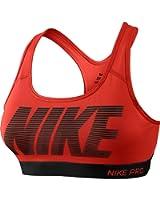 Nike Pro Classic Mid-Impact Padded Dri-FIT Sports Bra