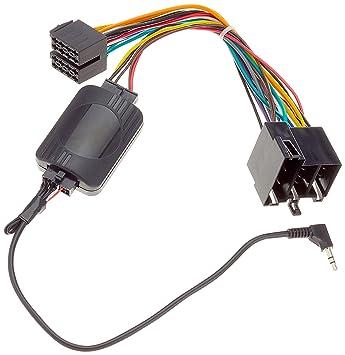 Pioneer - Adaptador para controlar la radio desde el volante de los Audi A3, A4